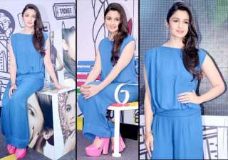 alia bhatt spotted at the launch of new range of...