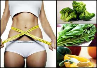 boost your metabolism with green veggies view...