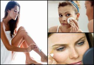 british women spend 21 hrs on beauty ritual per...