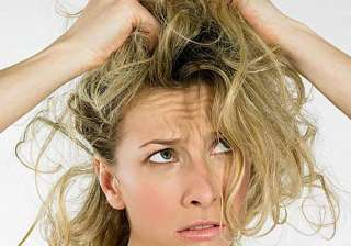 bad hair day common among british women - India TV