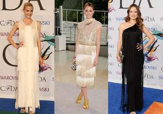 fringe new red carpet fashion trend - India TV