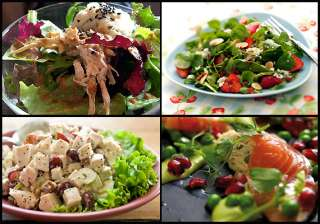 delicious and nutritious salads - India TV