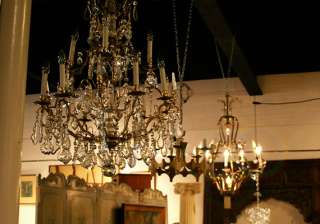 illuminate house with sparkling chandeliers -...