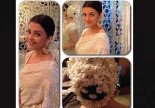 aishwarya rai dazzles in rohit bal anarkali at...