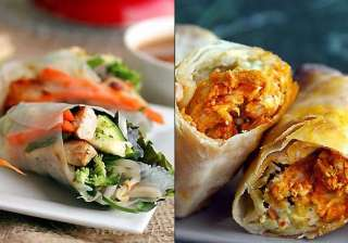 it s time to... wraps and rolls view pics of...