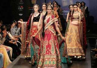 bangalore fashion week s creations to be sold...