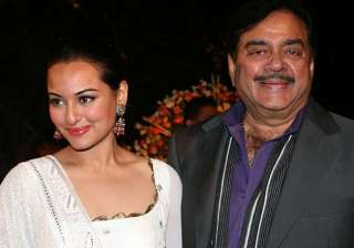 role reversal sonakshi teaches dad how to walk -...