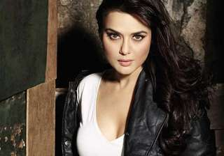 preity zinta doles out health tips - India TV