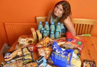 why some women can t say no to junk food - India...
