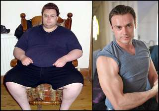 losing weight has given me a life mike waudby who...