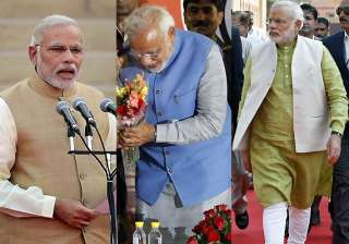narendra modi rise of a new fashion icon in the...