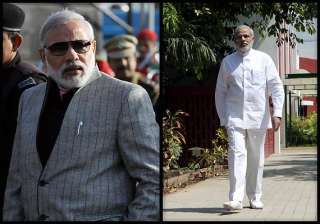 narendra modi most well dressed politician says...