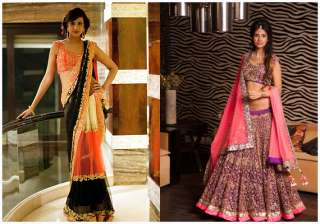 pep up your traditional wear view pics - India TV