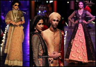 sabyasachi s absolute royal line at lfw view...