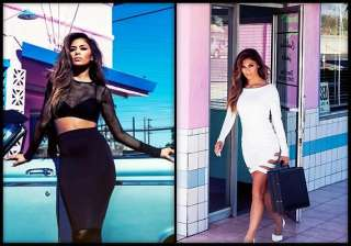 nicole scherzinger oozes oomph in missguided...