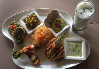 navratri special try indian european oriental...
