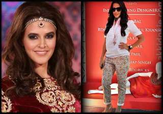 wifw 2014 ropes in neha dhupia as their twitter...