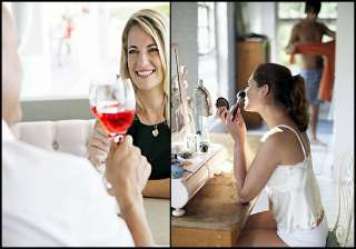 women abide by the 4 week rule of dating see pics...