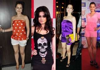 ameesha patel a sneak peek at her bizarre...