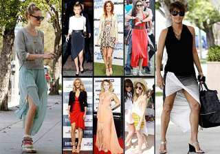 asymetrical skirts the newest fashion trend this...