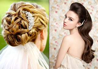 summer wedding try innovative hairstyles see pics...