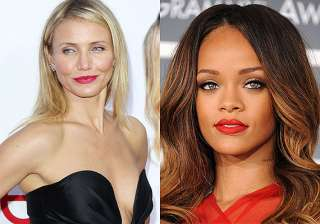 cameron diaz my style icon is rihanna - India TV