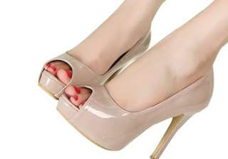 nude heels a must have for every women see pics -...