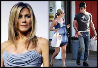justin theroux behind jennifer aniston s weight...