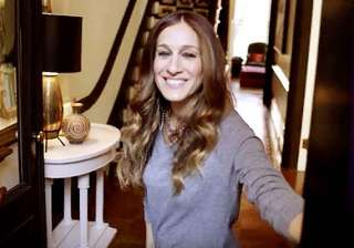 sneak peek into jessica parker s nyc brownstone -...