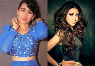 karisma kapoor birthday special from thick browed...
