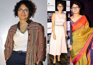 kiran rao s style now and then view pics - India...