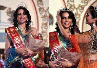 monica gill crowned miss india worldwide 2014 -...