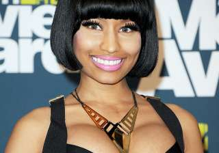 hot nicki minaj preps up for beach wedding -...