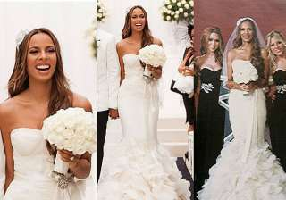 wedding day was rochelle humes best fashion...