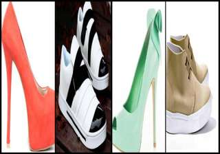 bold for women soft for men footwear colours for...