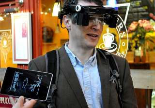 know about google s smart glass wonders - India TV