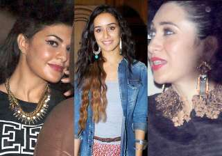 see what these b town divas chose to flaunt...