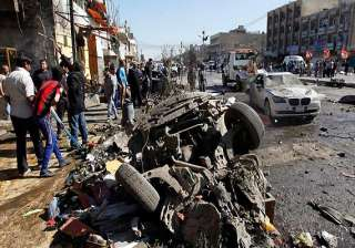 another car bomb explosion in iraq kills 17 -...