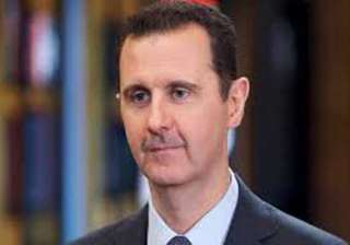 assad wins syria s presidential elections - India...