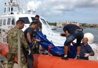 at least 94 dead in migrant shipwreck off italy -...