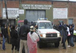 at least 29 killed in bolivia prison riot - India...