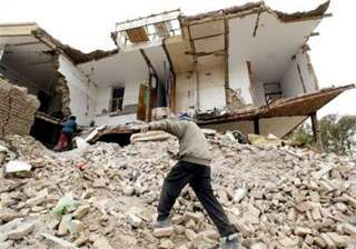 at least 100 injured in iran earthquake reports -...
