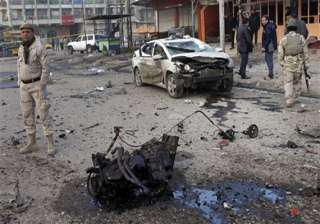 attacks by suspected insurgents kill 17 in iraq -...
