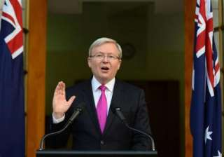australia vote set for sept. 7 pm runs on economy...
