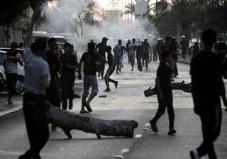 bahrain arrests 25 suspects of bomb attack -...