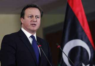britain to give military training to libyan...