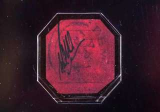 british guiana stamp sold for record 9.5 million...