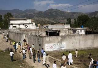 cia team to examine osama compound in abbottabad...