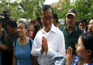 cambodian opposition chief home to face standoff...