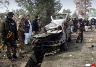 car bomb targeting nato aid team kills 4 afghans...